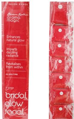 Aroma Magic Bridal Glow Facial Kit (Set of 7) 459 g