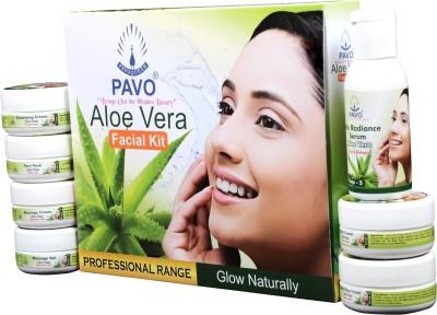 Pavo Aloe Vera Facial Kit 210 g