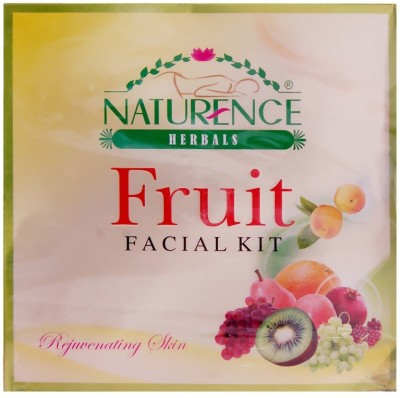Naturence Harbal Herbals Fruit Facial Kit 80 g(Set of 5)