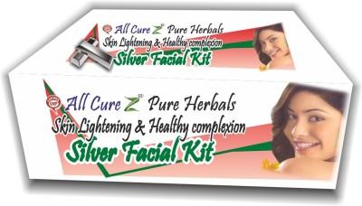 All Curez Silver Facial Kit (Tiny) 80 g