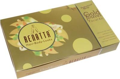 Renatta Gold Facial Kit 225 g