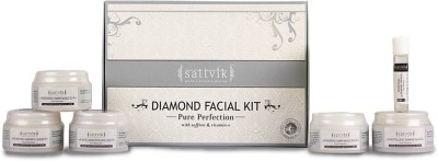 Sattvik Diamond Facial Kit 260 g