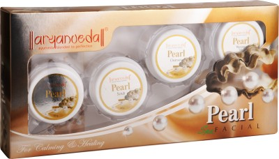 Aryanveda Herbals Pearl Spa Kit 210 gm