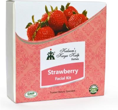 Kulsum's Kaya Kalp Strawberry Facial Kit 65 g