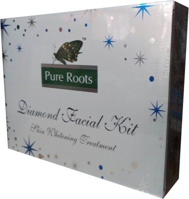Pure Roots Pure Roots Diamond Facial Kit 500 g
