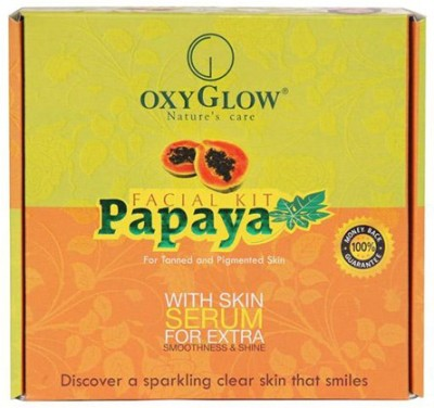 Oxyglow Papaya Facial Kit 165 g