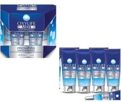 Oxy Life Pro Men Salon Professional Pure Oxygen Facial 245 g