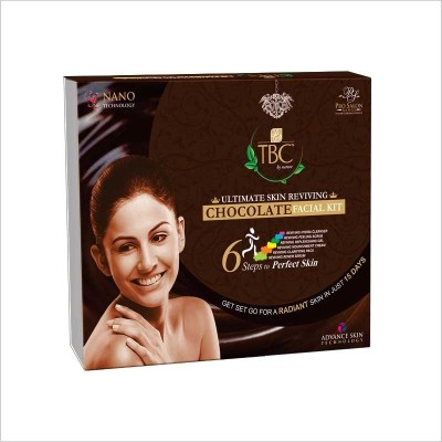 TBC by Nature Ultimate Skin Reviving Chocolate Facial Kit 260 g