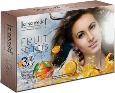 Aryanveda Fruit Secrets Home Spa 55 g