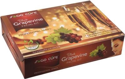 Sogo Cure Black Grapvine Facial Kit 400 g