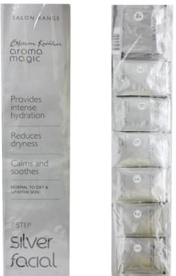 Aroma Magic Silver Facial Kit (Set of 7) 459 g