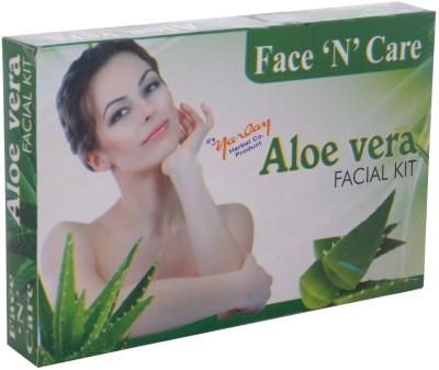 Yarlay's Aloevera Facial Kit 15 g