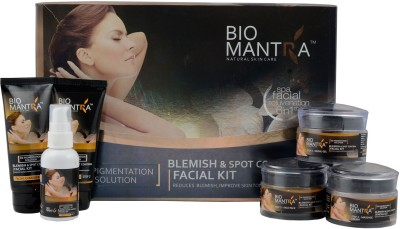 BioMantra De - Pigmentation Solution kit 350 g