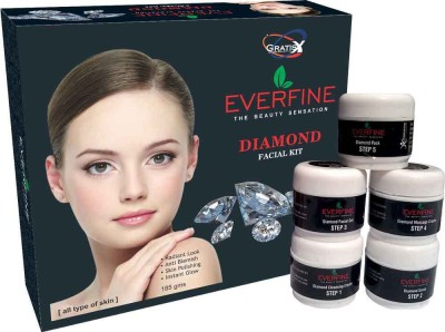 Everfine Diamond Facial Kit 185 g