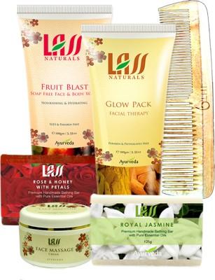 Lass Naturals Women's Beauty Pack 700 g