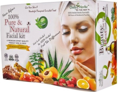 Only Herbz Orange Facial Kit 100 g