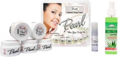 Luster Pearl Facial Kit (Skin Glow & Fairness) 285 g