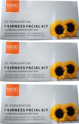 VLCC Depigmentation fairness facial kit 120 g