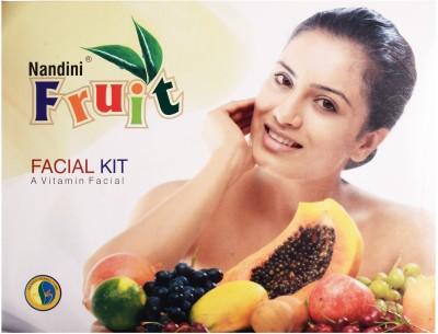 Nandini Herbal Care Fruit Facial Kit 1125 g