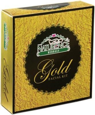 Naturence Herbal Gold Facial Kit 80 g