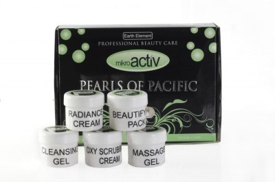 MikroActiv Pearls of Pacific Facial Kit 10 g