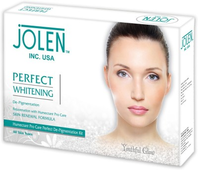 Jolen Perfect Whitening Facial Kit 200 g(Set of 5)