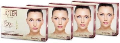 Jolen Sea Pearl Facial Kit - (Pouch) 200 g