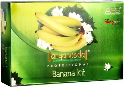 Aryanveda Herbals APS Banana Kit 510 gm