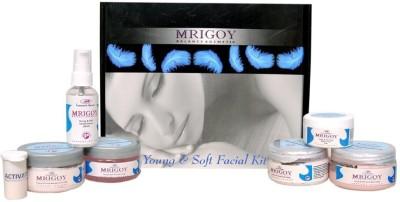 Mrig Young and Soft Facial Kit 515 g