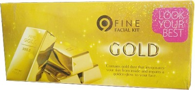 9fine Gold Facial Kit 270 g