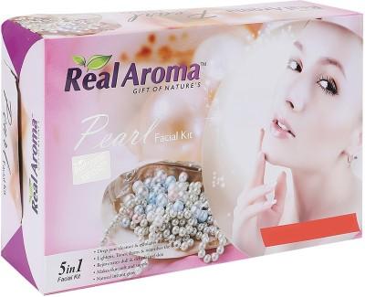 Real Aroma Pearl Facial Kit 710 g