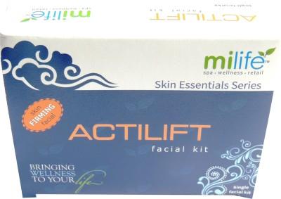 Milife Actilift Skin Firming Single Facial Kit 20 gms