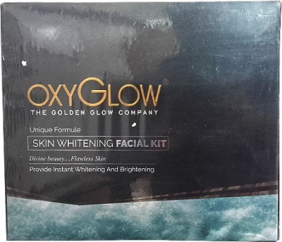Oxyglow Golden Glow Skin Whitening Facial Kit 260 g