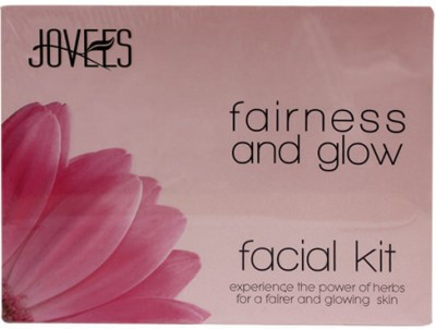 Jovees Skin Fairness and Glow Facial Kit