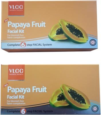 VLCC PAPAYA FRUIT FACIAL KIT 120 g