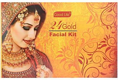 Good Life 24 Gold Carat Facial kit. 250 g