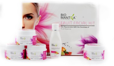 BioMantra Fruit Facial kit 300 g