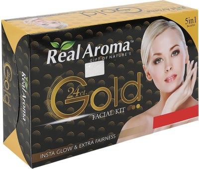 Real Aroma Gold Facial Kit 710 g