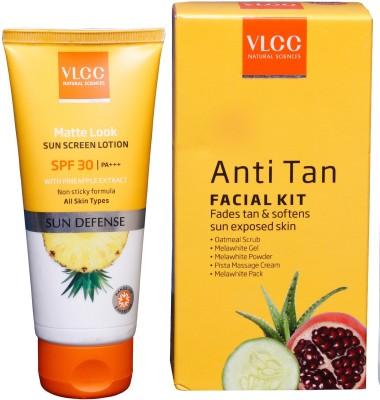 VLCC Anti Tan combo Kit 80 g
