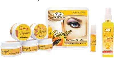 Luster Papaya Facial kit (Anti-Blemish & Dark spot reduction) 285 g