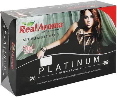 Real Aroma Platinum Ultra Facial Kit 710 g