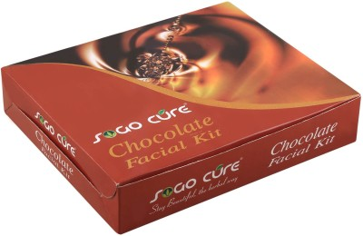 Sogo Cure Chocolate Facial Kit 410 g