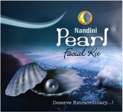 Nandini Herbal Care Pearl Facial Kit 900 g