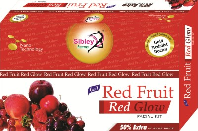 Sibley Beauty Red Fruit Red Glow 139 g