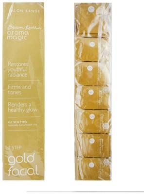 Aroma Magic Gold Facial Kit (Set of 7)