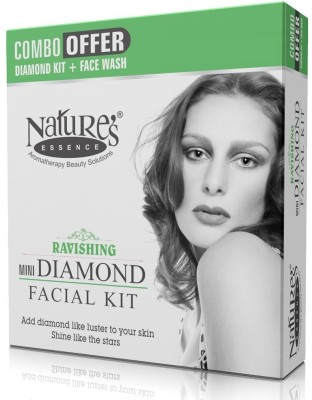 Nature's Essence Diamond Facial Kit 64 g