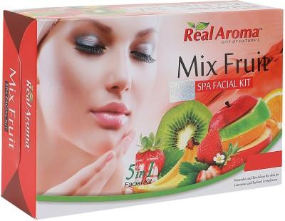 Real Aroma Mix Fruit Spa Facial Kit 740 g