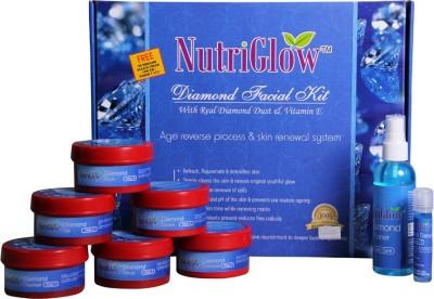 NutriGlow Diamond Facial Kit 710 g