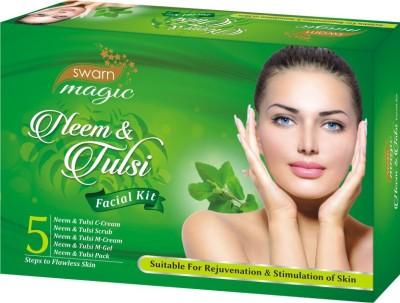 Swarn Magic Neem & Tulsi facial Kit 350 g