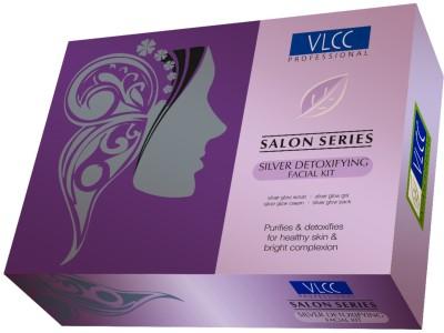 VLCC Silver Detoxifying Facial Kit 240 g